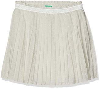 Benetton Girl's Skirt,(Manufacturer size: 7-8 Years/130 cm)