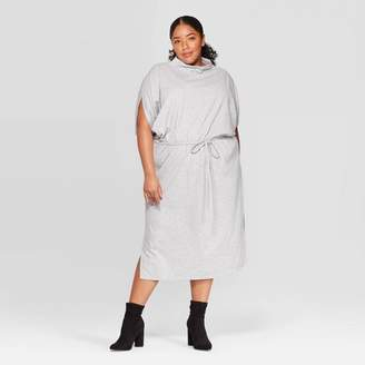 Turtleneck Dress Plus Size - ShopStyle