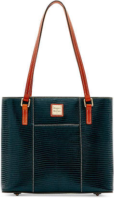 Dooney & Bourke Lizard-Embossed Small Lexington Tote, Created for Macy's