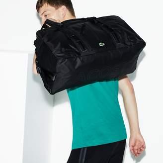 Lacoste Men's Nylon Roll Bag
