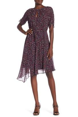 Joie Nancilea Printed Chiffon Dress