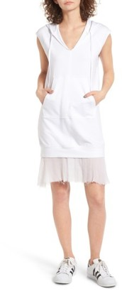 Women's Bailey 44 Cool Down Hooded Dress $196 thestylecure.com