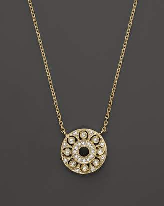 KC Designs Diamond Pendant in 14K Yellow Gold, .15 ct. t.w.