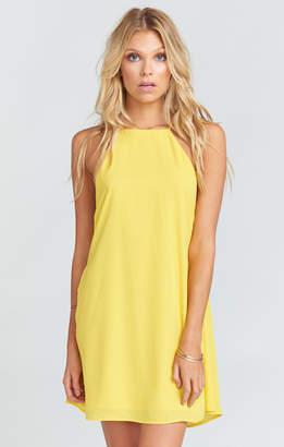Show Me Your Mumu Byron Dress ~ Sunshine Crisp
