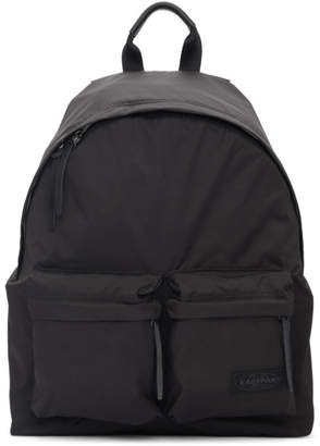 Eastpak Black Japan Padded Doublr Backpack