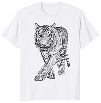 Tiger T-Shirt - Tiger Sketch Tee