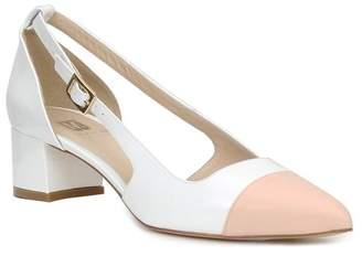Bruno Magli M by Lisette Patent Cap Toe Heel