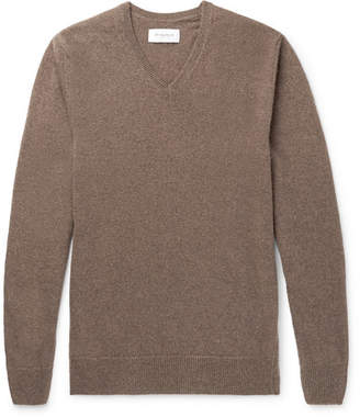 Hardy Amies Mélange Cashmere Sweater