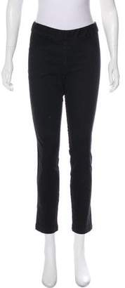 The Row Mid-Rise Skinny Jeans