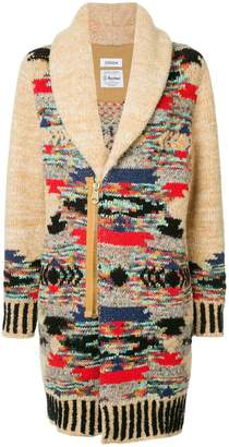 Coohem Native knitted coat