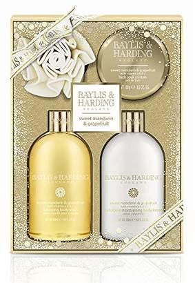 Baylis & Harding Baylis and Harding Gift for Her Sweet Mandarin and Grapefruit Ultimate Indulgence Collection