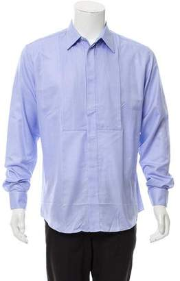 Hermes Woven Button-Up Shirt w/ Tags