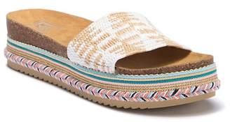 Piké L4L Woven Platform Sandal