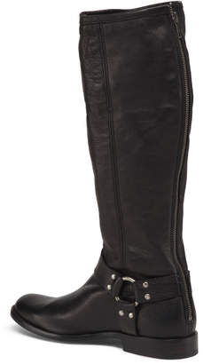 Frye Pull On Tall Leather Riding Boots