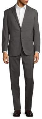 Polo Ralph LaurenPlainweave Striped Classic-Fit Wool Suit