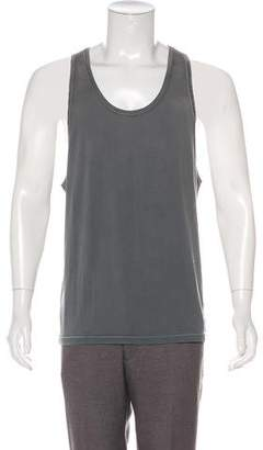 Tomas Maier Scoop Neck Tank Top