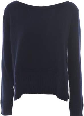 Armani Jeans Boat Neck Sweater