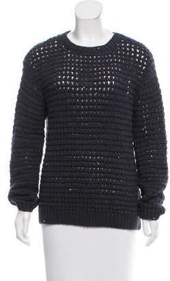 Brunello Cucinelli Cashmere Sequin Sweater w/ Tags