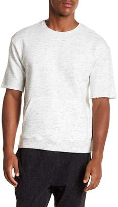 ATM Anthony Thomas Melillo Short Sleeve Sweatshirt