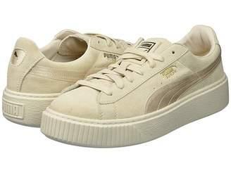 Puma Suede Platform Mono Satin Women's Shoes