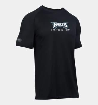 Under Armour Men's NFL Combine Authentic UA Wordmark T-Shirt