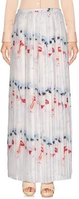 Jeremy Scott 3/4 length skirts