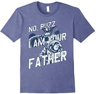 Disney Toy Story Zurg Your Father Graphic T-Shirt