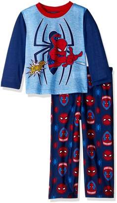 Marvel Spider-Man Little Boys' Toddler 2-Piece Pajamas