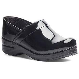 Dansko Women's Professional Patent Leather Clog