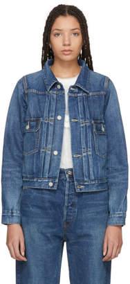 Visvim Indigo SS101 Denim Jacket