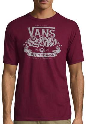 Vans Short-Sleeve Peaks And Tee