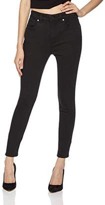 3.1 Phillip Lim HALE Women's Lily Stunner Mid Rise Skinny Cropped Jean with Zipper Leg Closure Hazel