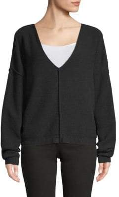 Free People Take Me Places Draped Pullover