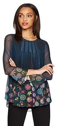 Desigual Women's Chruse Long Sleeve t-Shirt