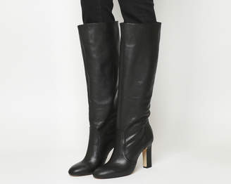 Office Kitsch Smart Knee Boots