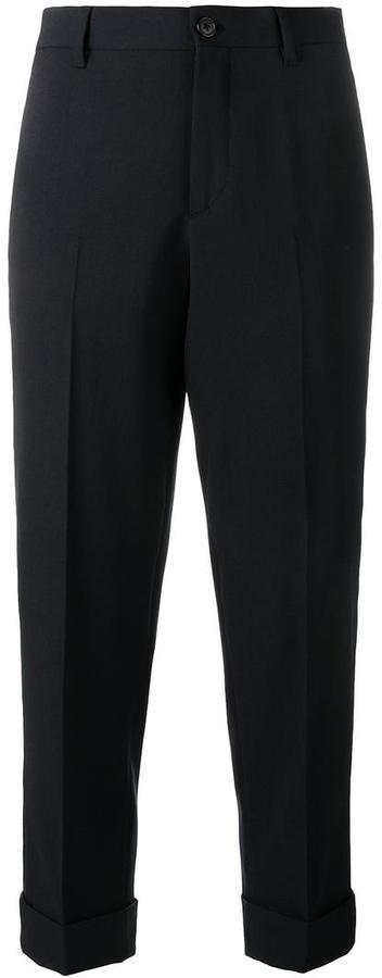 Miu MiuMiu Miu cropped trousers