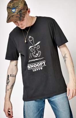 Levi's x Peanuts Snoopy Dark Dancing T-Shirt