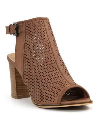 df30339424fa Catherine Malandrino Arias Block Heel Peep Toe Sandal