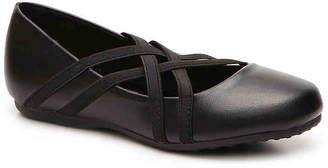 Kenneth Cole New York Rose Bay Youth Ballet Flat - Girl's