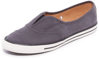 Converse Chuck Taylor All Star Cove Ox Slip On Sneakers $60 thestylecure.com