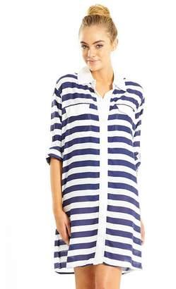 Jantzen Nautica Classic Stripe Shirt