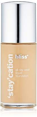 Bliss Stay'cation Long Wear Liquid Foundation