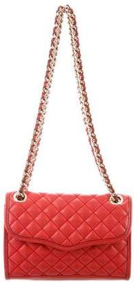 Rebecca Minkoff Mini Quilted Leather Affair Bag
