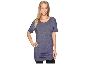 Lucy Manifest Short Sleeve Tunic Women's Short Sleeve Pullover