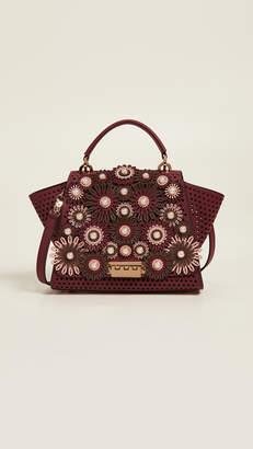 Zac Posen Eartha Kit Medium Soft Top Handle Bag