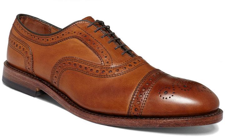 Allen EdmondsAllen Edmonds Strand Cap-Toe Shoes