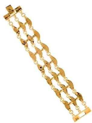Diane von Furstenberg Midnight Kiss Bracelet Gold Midnight Kiss Bracelet
