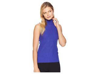Kenneth Cole New York Solid Mock Sweater