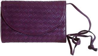 One Kings Lane Vintage Bottega Veneta Woven Cross-Body Bag