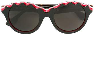 RetroSuperFuture 'Mona Zigzag' sunglasses